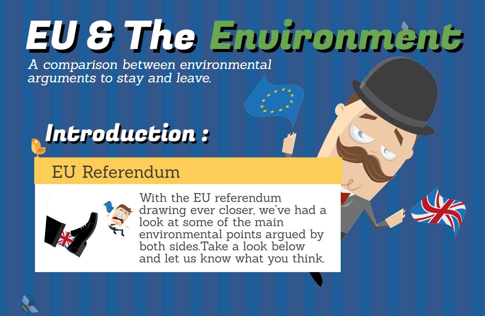 The Eu Referendum And The Environment What Next ♻cw