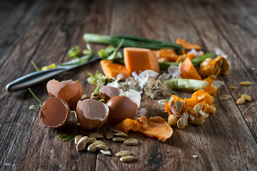 Food Waste Contributes to Climate Change