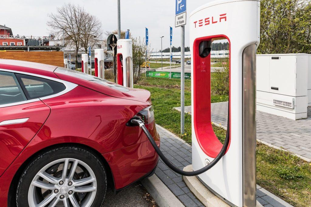 Tesla Chargers