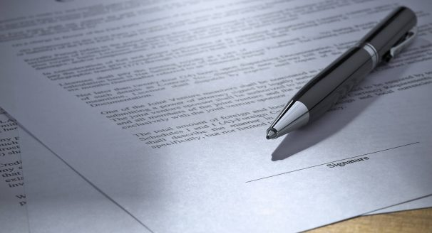 A Waste Wise contract