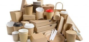 Recyclable beverage and takeaway cartons.